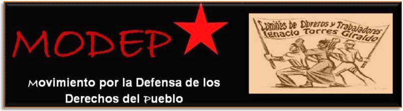 Ignacio Torres Giraldo - MODEP