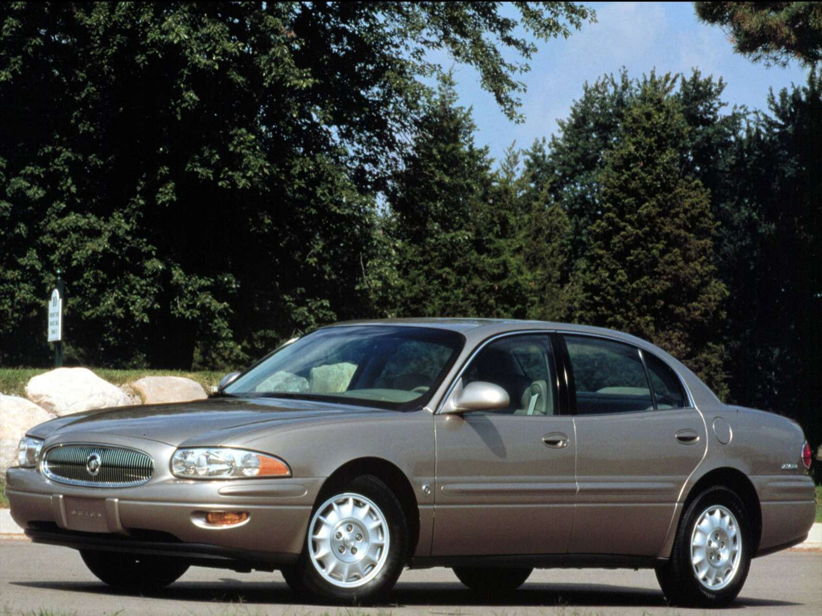 Buick Lesabre Limited on 2002 Buick Lacrosse Cxs