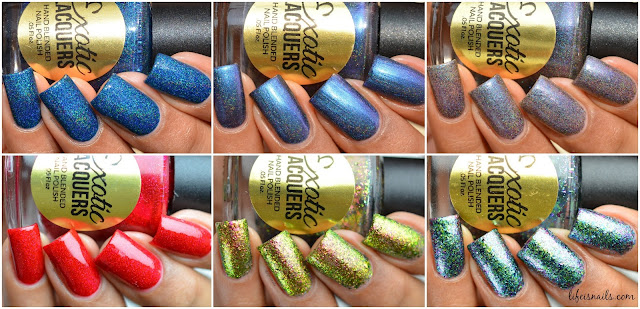 Exotic Lacquers