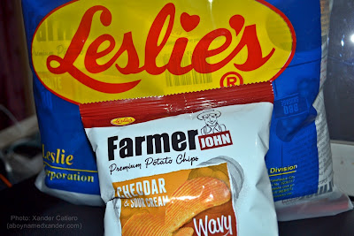 Farmer Johns Premium Potato Chips, Wild Willys Real American Chicharrones, Blogapalooza, Leslies Food Corporation, chichirya