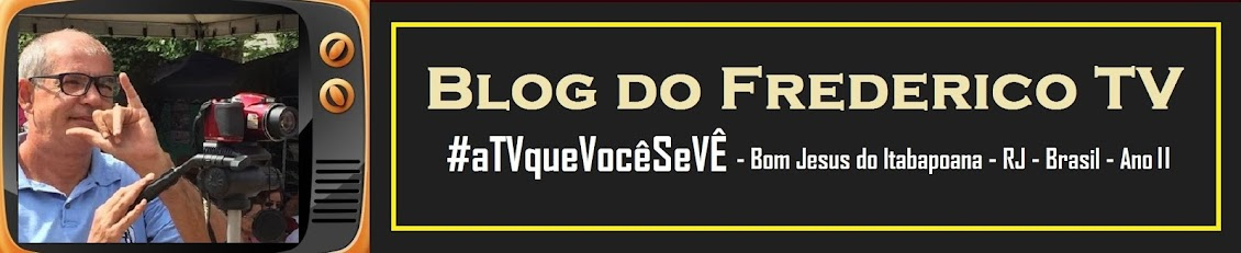 Blog do Frederico TV