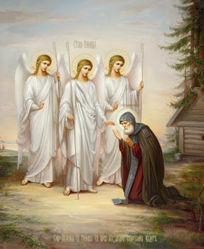 Azi 30 august praznuirea Sfantului Alexandru din Svir !