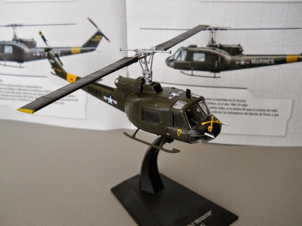 Bell UH-1 huey 1/72