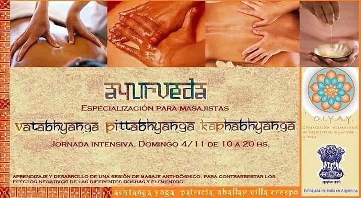 Formacion en masajes