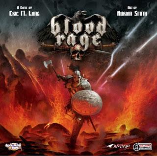 Metody Marnowania Czasu (101): Pierwsze wrażenia: Blood Rage