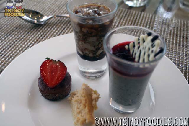 spectrum dessert