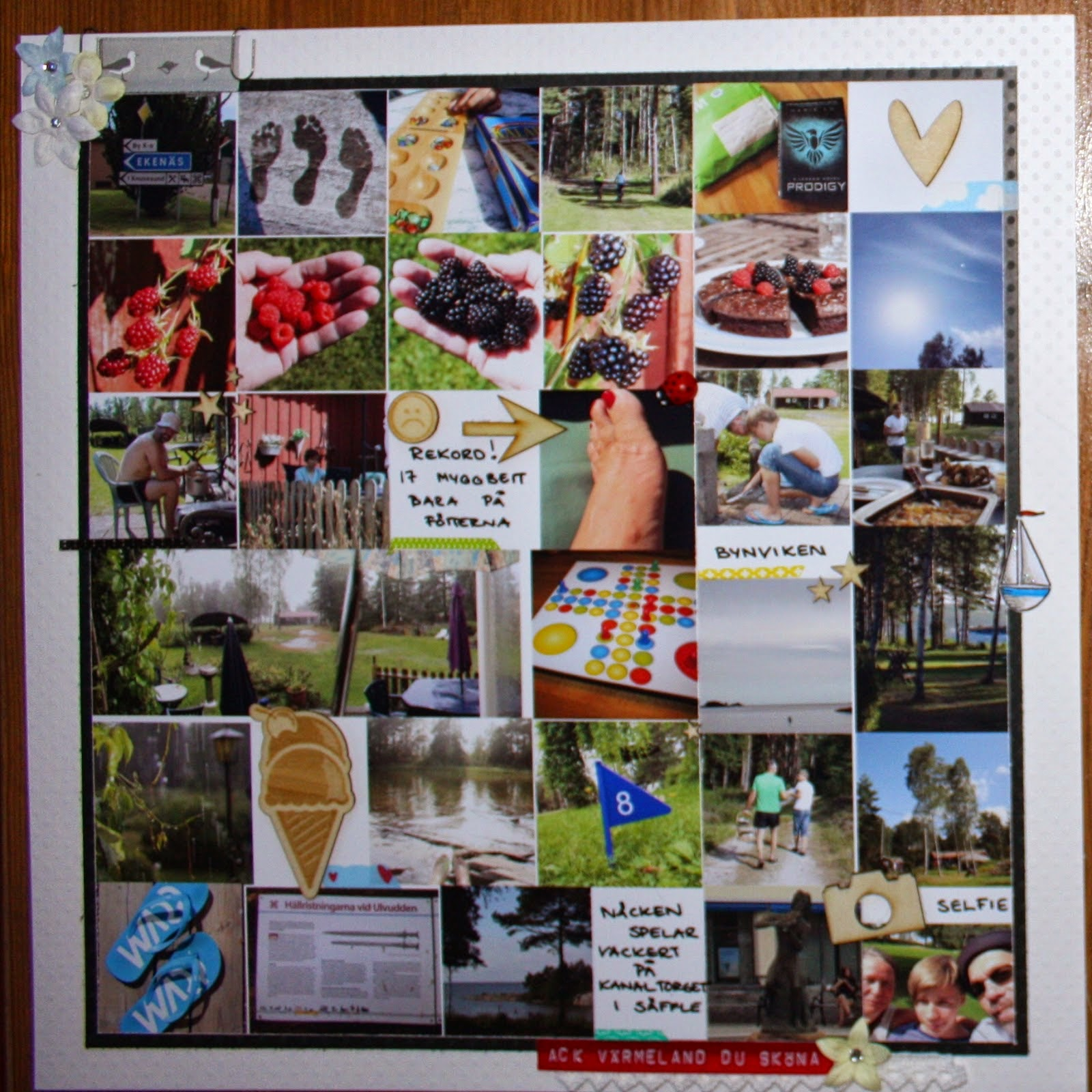 http://kullanderdesign.blogspot.se/2014/09/layout-till-mitt-project-life-album.html