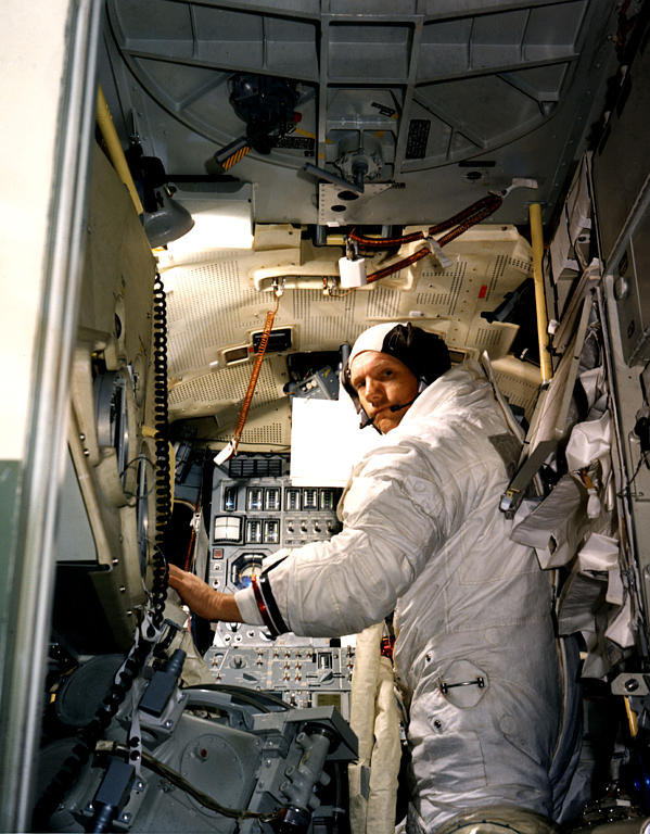 neil armstrong astronaut program - photo #10