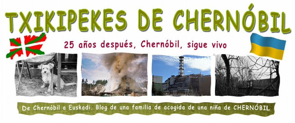 TXIKIPEKES DE CHERNÓBIL