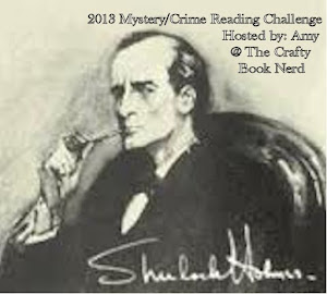 Mystery/crime challenge