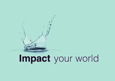 Impact Your World Wall