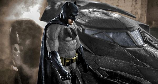Batman en BAtman V Superman