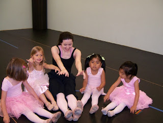 ballet lessons for kids charlotte