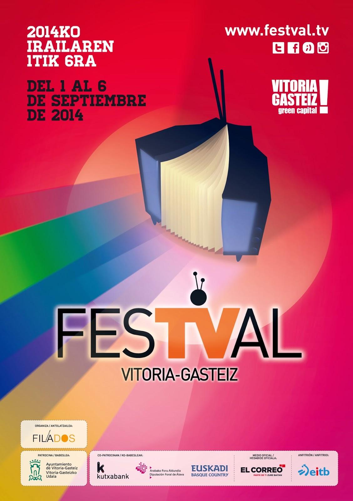 FesTVal 2014 - Gala de clausura