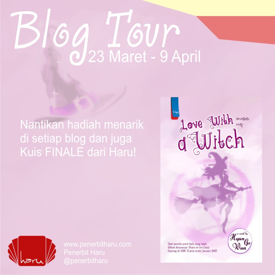 http://asysyifaahsbook.blogspot.com/2015/04/giveaway-blog-tour-love-with-witch.html