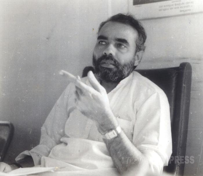 Pic of Young Narender Modi