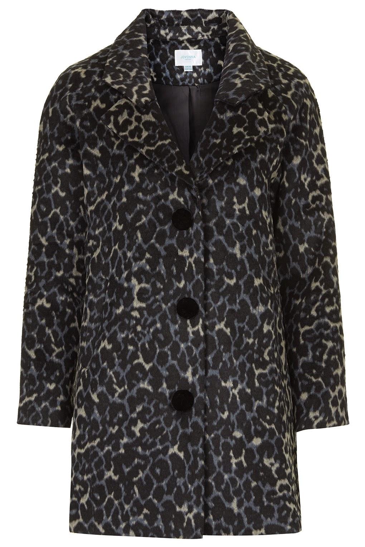 dark leopard coat