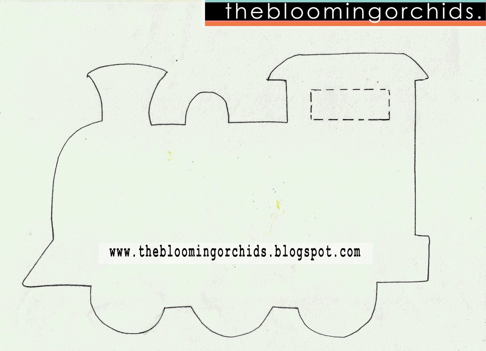 The Blooming Orchids: Thomas The Train Party With Free Printables!