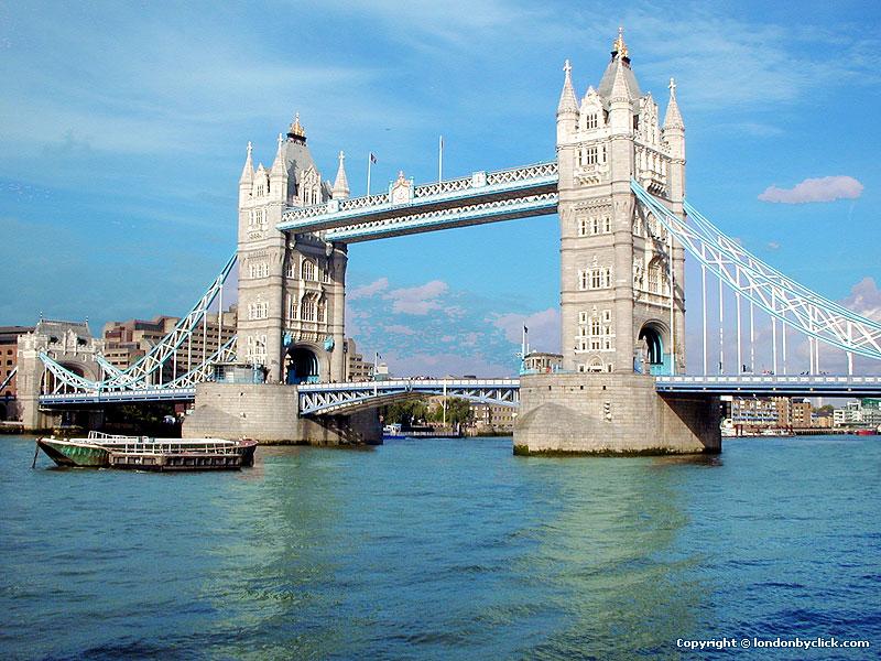 Beautiful Bridges: Tow...