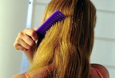 El medio para el crecimiento de los cabello en base al pimiento rojo