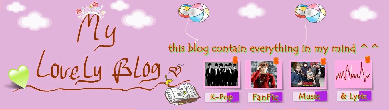 My Lovely Blog