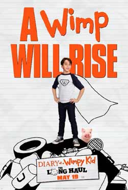 Diary of a Wimpy Kid: The Long Haul 2017 Dual Audio 700MB BluRay 720p at xcharge.net