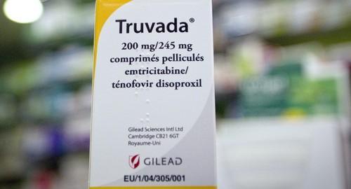 Truvada píldora prevención del sida