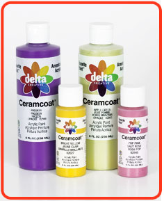 Delta Ceramcoat Craft Paints