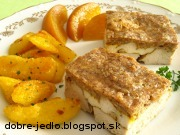 Syrovo-orechové kuracie prsia - recept