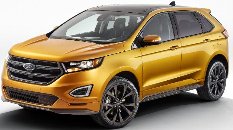 saxton on cars all new 2015 ford edge goes on sale q1 2015. Black Bedroom Furniture Sets. Home Design Ideas