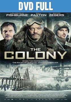The Colony DVD Full Español Latino 2013