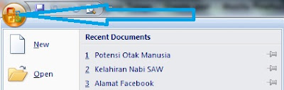 keamanan data dokumen word