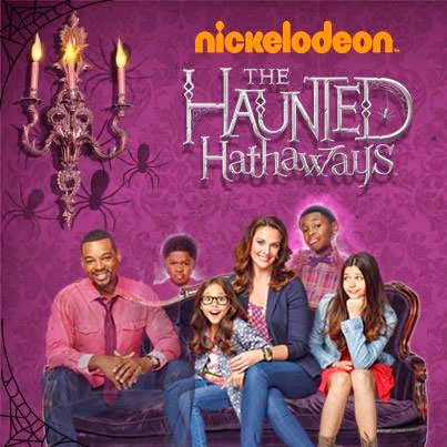 the haunted hat... The Haunted Hathaways Cast Names