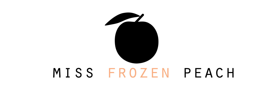 miss frozen peach