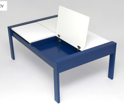 Round Up Modern Play Tables With Storage