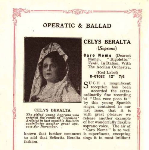 OPERATIC STARS OF VOCALION CD