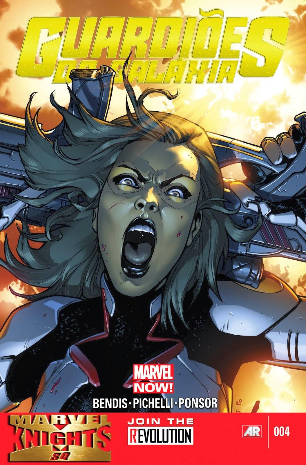 Nova Marvel! Guardiões da Galáxia #4