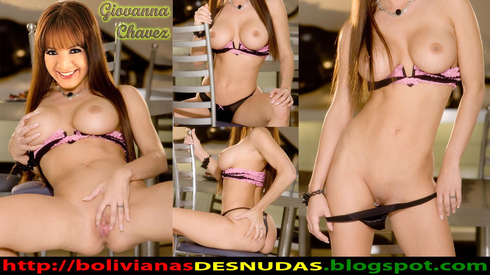 Bolivianas Famosas Desnudas Giovanna Chavez Cuerazo