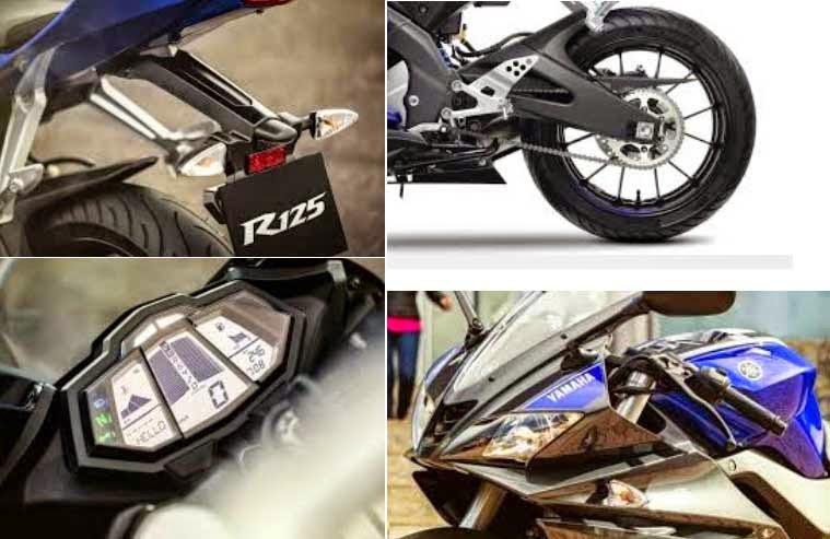 Gambar Yamaha YZF-R125