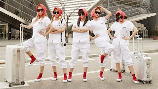 lirik lagu Uh ee Crayon Pop lyrics
