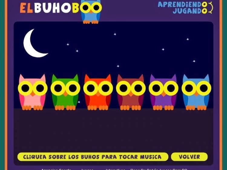 EL BUHO BOO