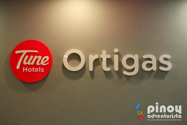 Affordable Accommodations in Ortigas Tune Hotels