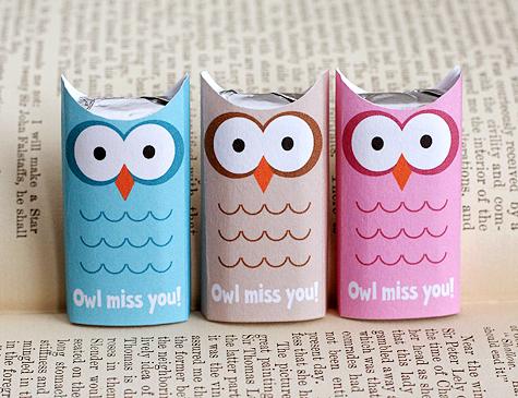 Crafty Teacher Lady: Owl Miss You!