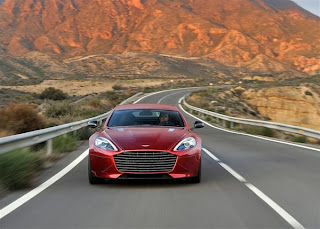 Breaking Cover 2014 Aston Martin Rapide S