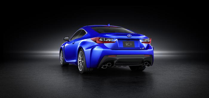 Avance: El nuevo Lexus RC F