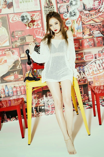 miss A Jia bnt International August 2014