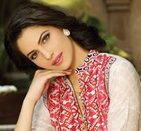 Khaadi Embroidered Latest Eid Collection 2013 For Women