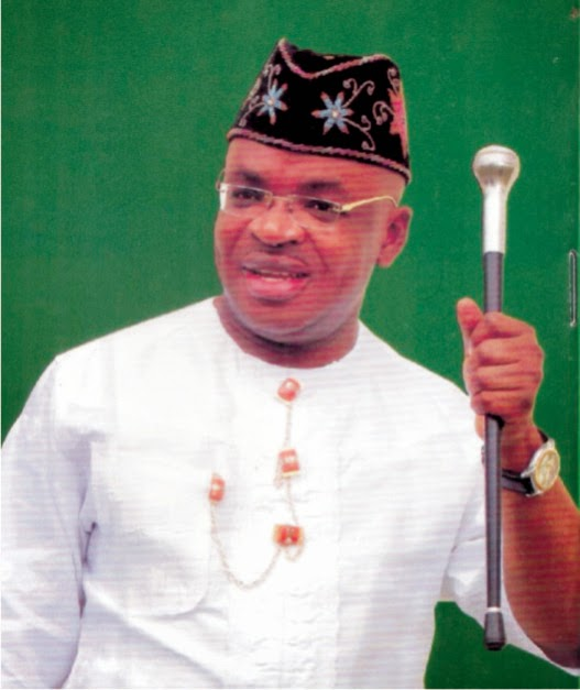 Ibom Corporate dinner holds March 24 ...Umana , Udom, Esuene, Bishop Akpan for induction