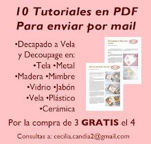 10 Tutoriales en PDF - Para las que quieren aprender y están lejos