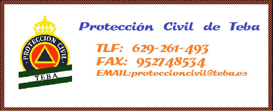 Protección Civil de Teba (Málaga)